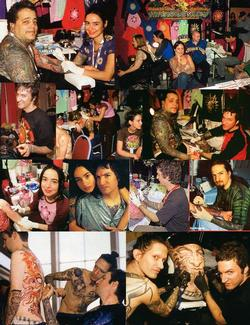 Tattoos - Photos from various magazines from 1990-2011, Page 2 - 72395