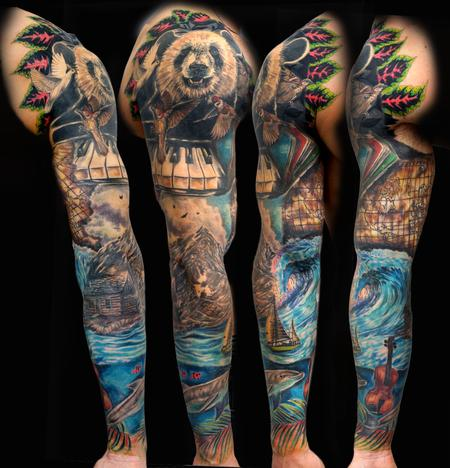 Haley Adams - Elvins Sleeve