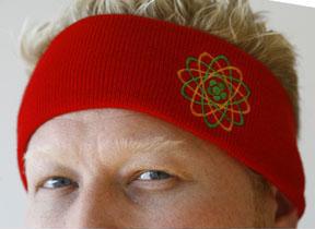 C121 Atom Headband Guy Aitchison