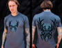 C103 Biomech Tribal T-Shirt Guy Aitchison