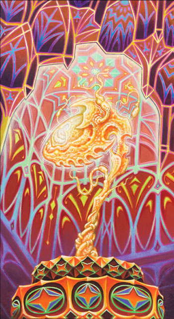Pineal Manifestation: Brian Geckle and Guy Aitchis