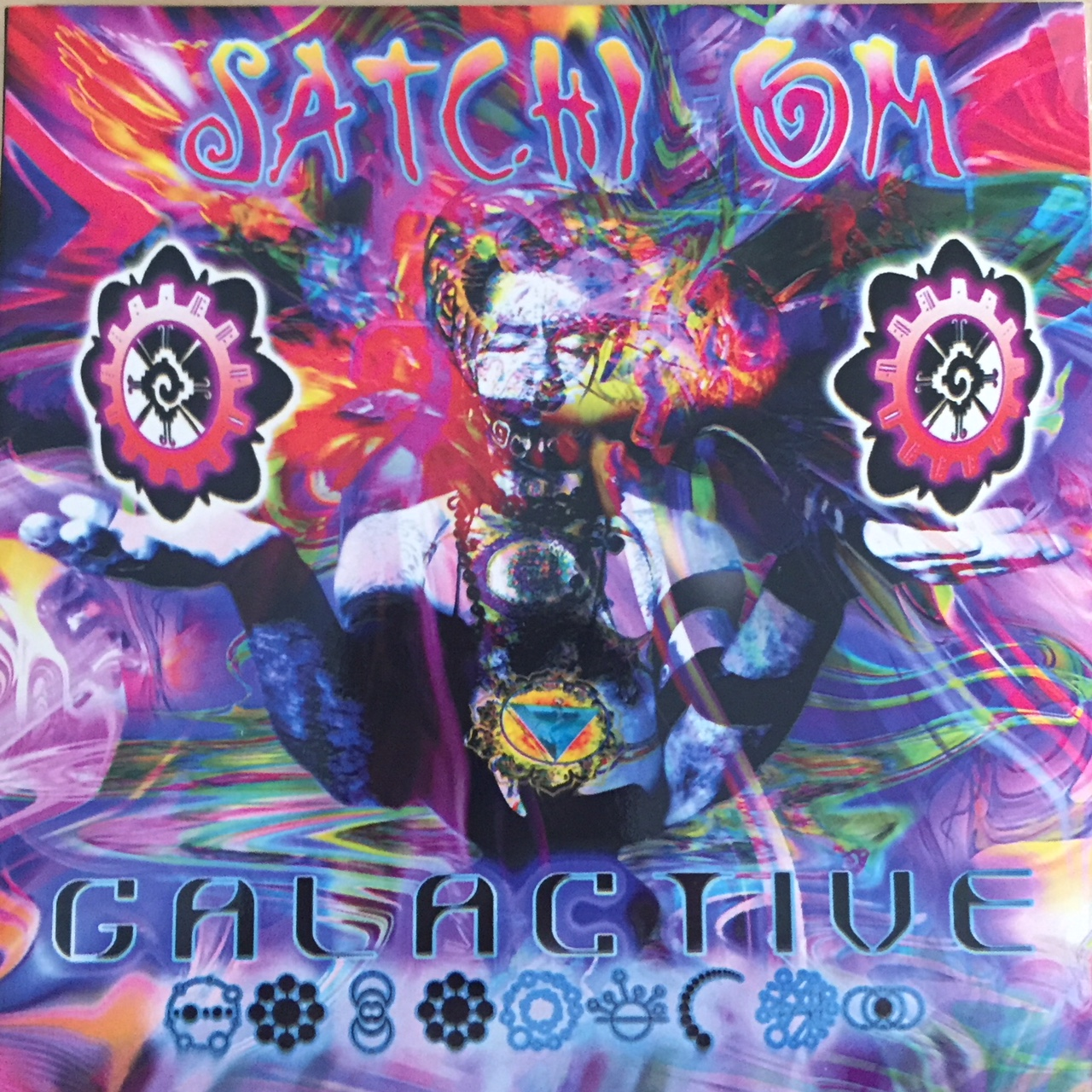 Satchi Om - Galactive
