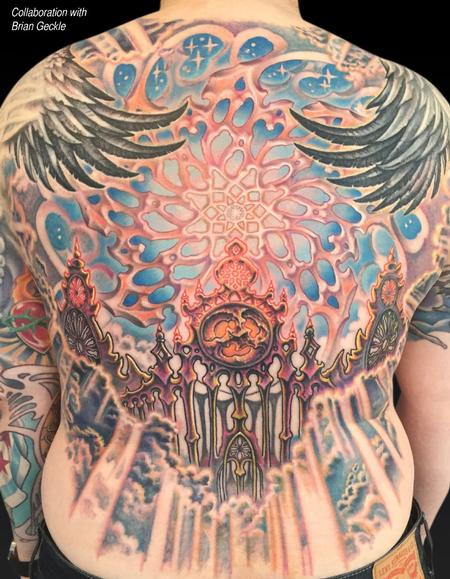 Tattoos - Heavan's Gate - 131325
