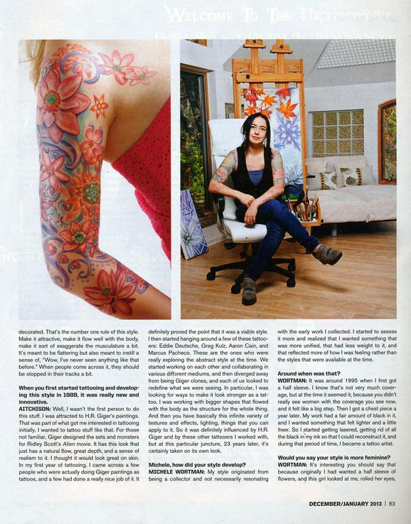 Tattoos - Inked 2013 page 3 - 79037