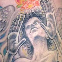 Tattoos - Angel Bongos - 29788