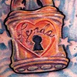 Tattoos - Lynda's Lock - 29790