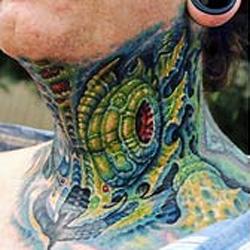Tattoos - Bio Mech Collaboration - 29789