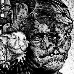 Tattoos - Chris Dingwell: It Was A Man-Sized Job: A Portrait Of Bill Durks (detail) - 77538