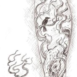 Tattoos - Exercise 2, Chapter 4.2, Page 160 Finding / Creating References - 78852