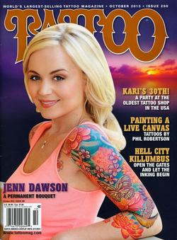 Tattoos - Dawson cover - 79035