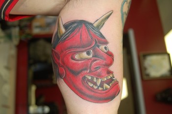 Tattoos - Red Hanya - 41919