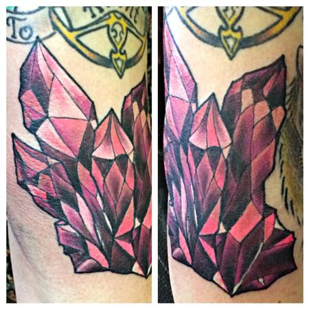 Tattoos - Crystals - 101530