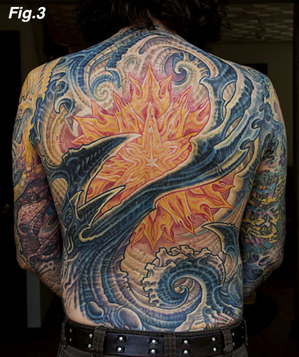 Ask Guy Aitchison: A Double Header Tattoo Education :