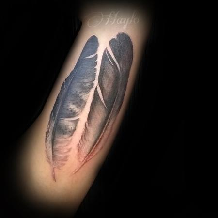 Tattoos - Eagle Feathers by Haylo - 141354