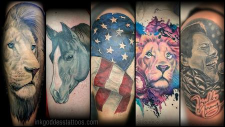 Tattoos - Realistic tattoos by Haylo - 141382