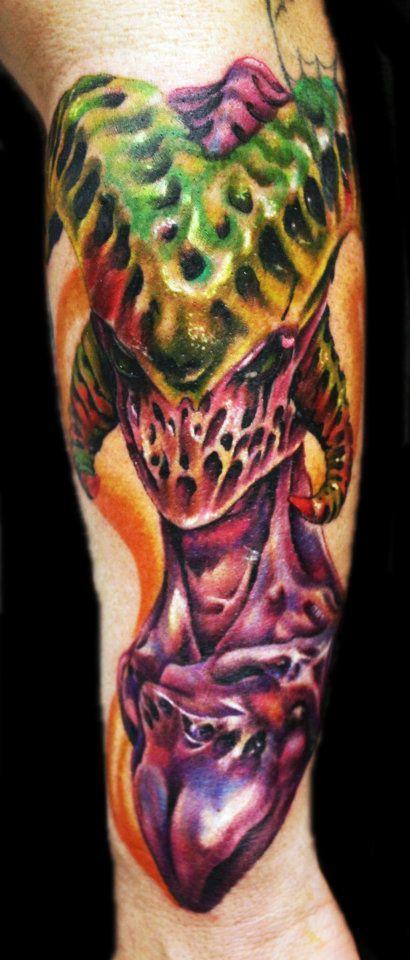 Tattoos - Demon Zbrush Photo - 69572