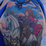 Tattoos - The Blue Sword - 106562