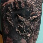 Tattoos - Triceratops - 100680
