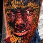 Tattoos - The Wolf Man - 104103