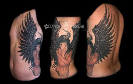 Tattoos - Demon Angel - 62418
