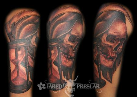 Tattoos - Grim Reaper - 64356