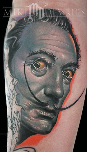 Tattoos - Dali - 19196