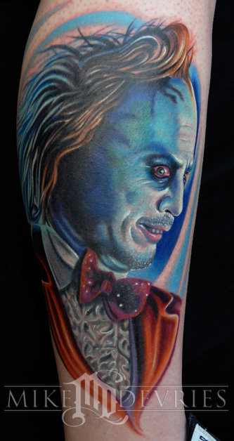 Tattoos - Beetle juice - 23762
