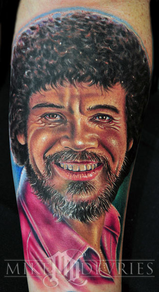 Tattoos - Bob Ross - 26986