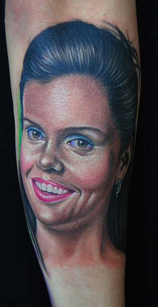 Tattoos - Portrait Tattoo - 25593
