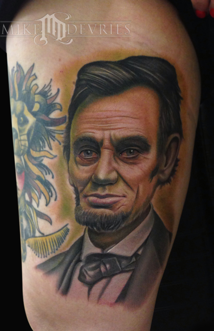 Tattoos - Ab Lincoln  - 74255