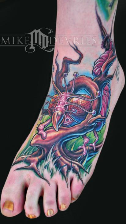 Tattoos - Bug Tattoo - 55070