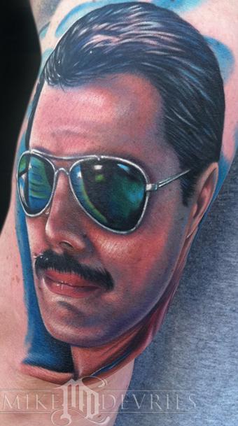 Tattoos - Freddie Mercury - 54684