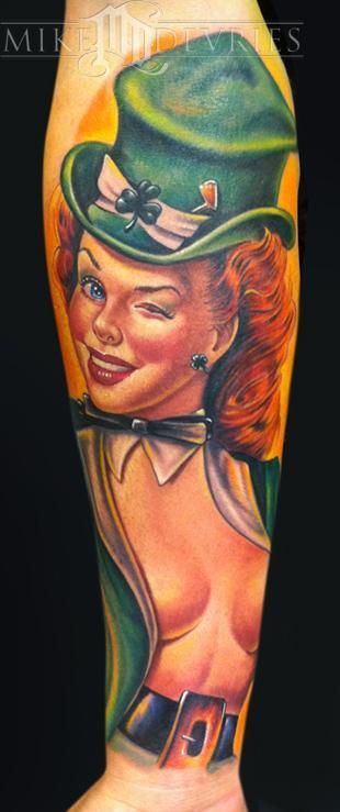 Tattoos - Pin-Up Tattoo - 55068