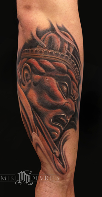 Tattoos - Shinto Guardian  - 75748