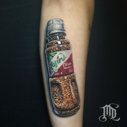 Tattoos - TAJIN CLASICO TATTOO - 134130