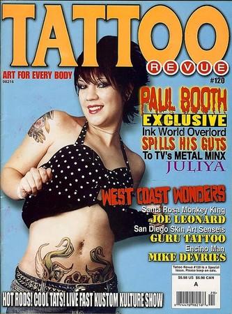 - Tattoo Revue #120