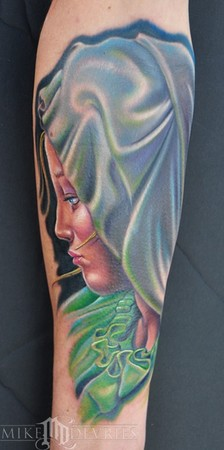 Tattoos - Virgin Mary - 45235