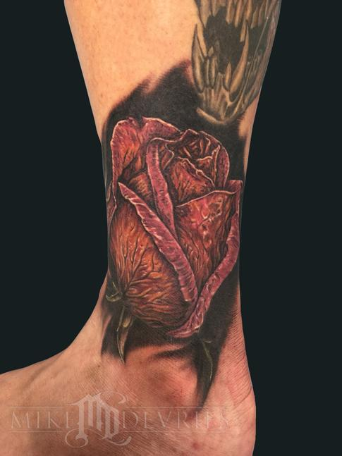 Mike DeVries - Dead Rose Tattoo