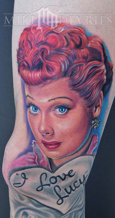 Mike DeVries - Lucy Tattoo