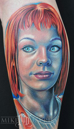 Tattoos - Fifth Element - 36206