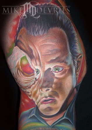Mike DeVries - T-1000