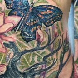 Tattoos - Cycles of Life (coverup) - 117145