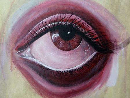 Tattoos - Eye - 64125