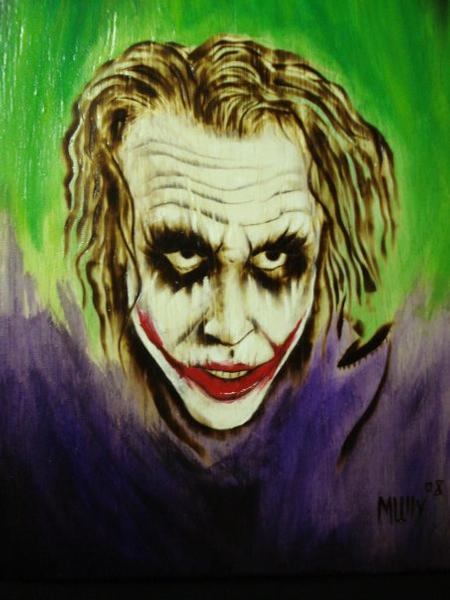 Tattoos - Why So Serious - 64054