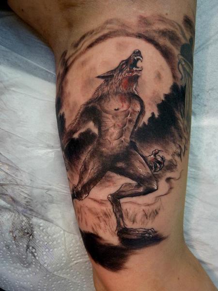 Tattoos - Werewolf - 64096