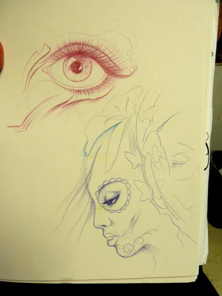 Tattoos - My sketchbook - 64822