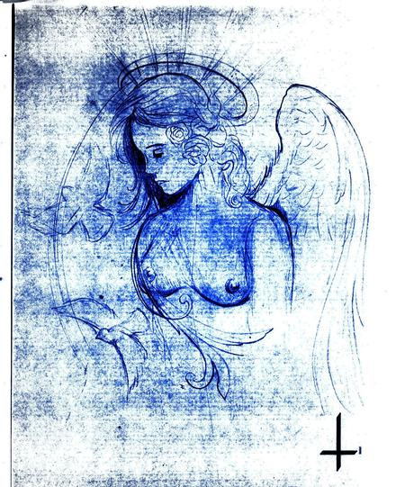 Tattoos - Blue Angel - 79832