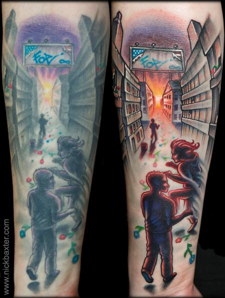 Tattoos - For the Rebels and Dreamers - 101777