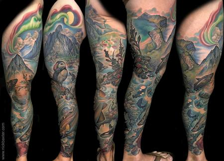 Tattoos - Lofoten Tribute - 134281
