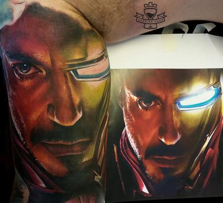 Tattoos - Iron Man - 91764